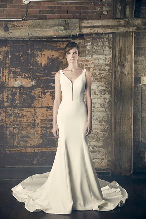 Eve Wedding                                          dress by Sareh Nouri