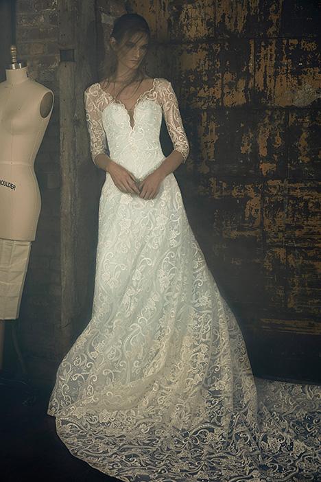 Evita Wedding                                          dress by Sareh Nouri