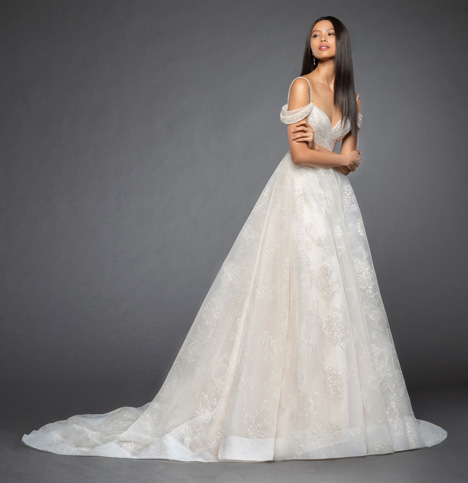 Emma Wedding                                          dress by Lazaro