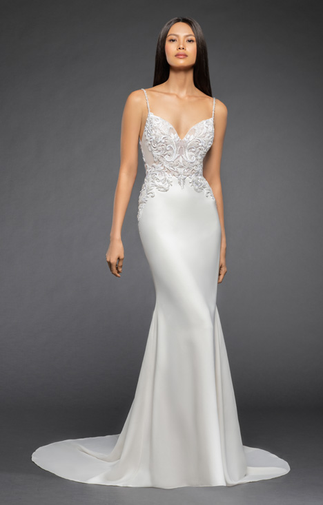 Elena Wedding                                          dress by Lazaro