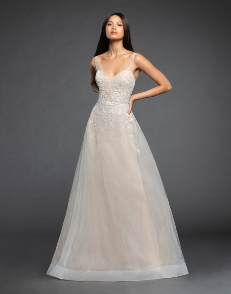 Mariana Wedding                                          dress by Lazaro