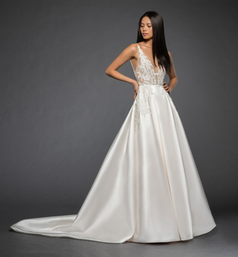 Rufina Wedding                                          dress by Lazaro