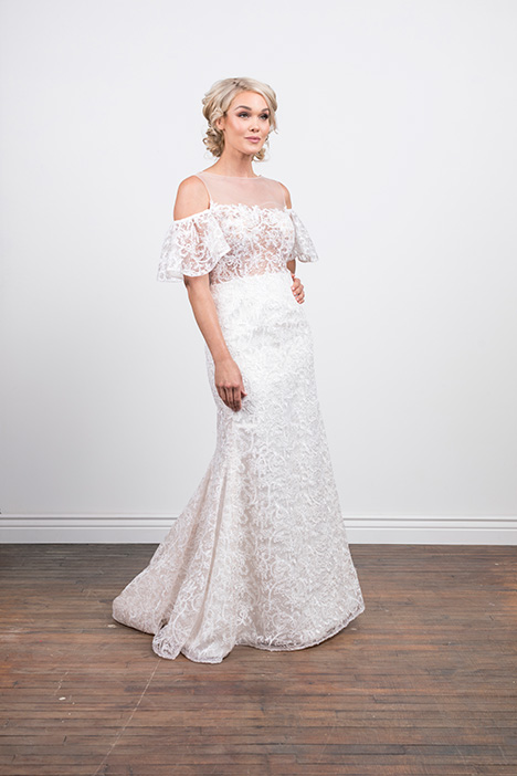 Paisley (501) gown from the 2019 Joy Collection collection, as seen on dressfinder.ca