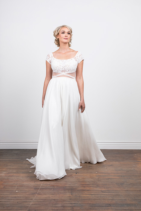 Layla (505) gown from the 2019 Joy Collection collection, as seen on dressfinder.ca
