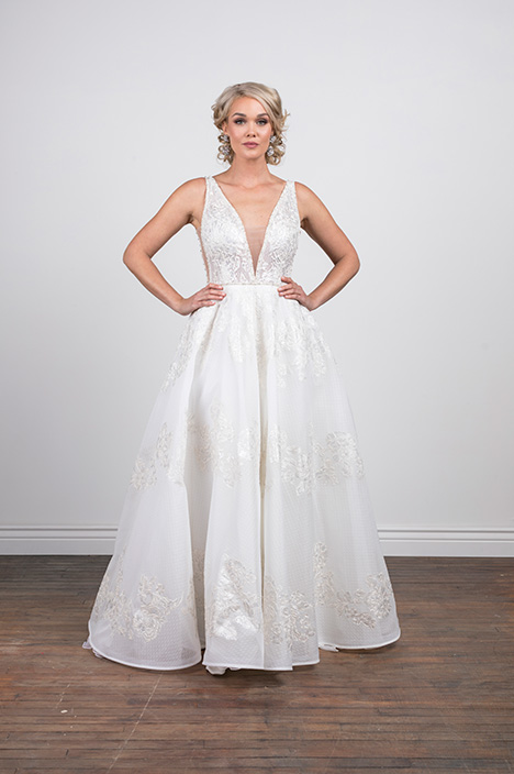 Ariel (4064) Wedding                                          dress by Barbara Kavchok