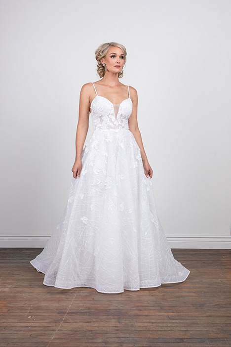 Lisbeth (4067) Wedding                                          dress by Barbara Kavchok