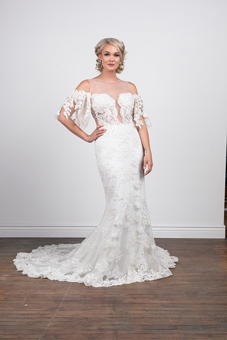 Arianna (4068) Wedding                                          dress by Barbara Kavchok