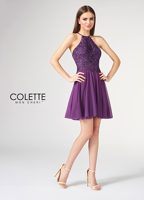 CL21849S Prom                                             dress by Colette by Mon Cheri