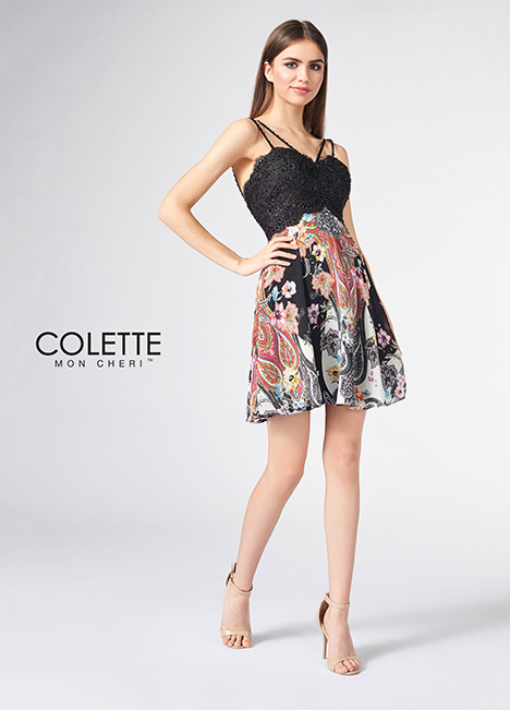 CL21856S Prom                                             dress by Colette by Mon Cheri