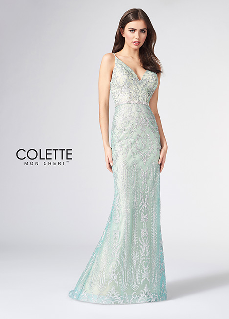 CL21859 Prom                                             dress by Colette by Mon Cheri