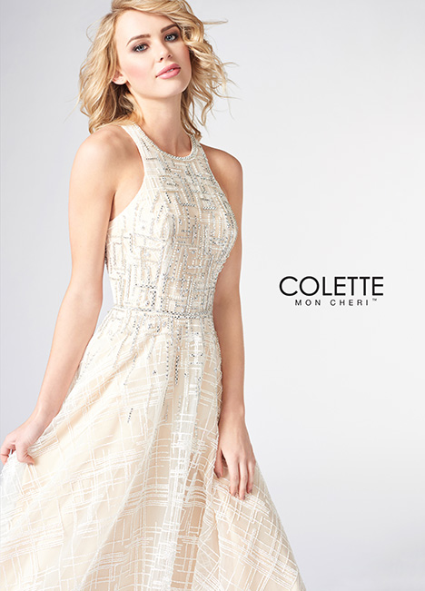 CL21861 Prom                                             dress by Colette by Mon Cheri