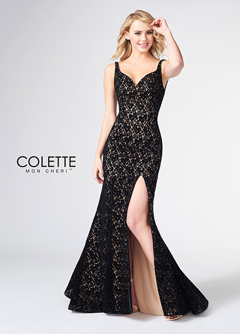 CL21863 Prom                                             dress by Colette by Mon Cheri
