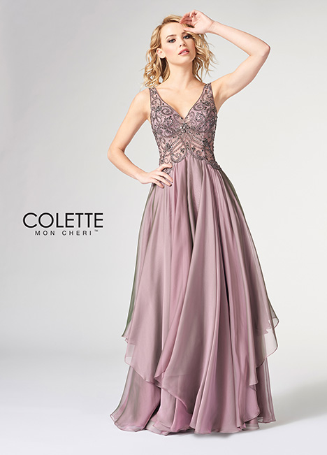 CL21864 Prom                                             dress by Colette by Mon Cheri
