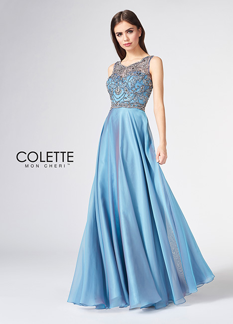 CL21865 Prom                                             dress by Colette by Mon Cheri