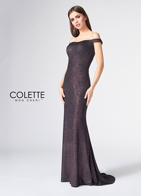 CL21866 Prom                                             dress by Colette by Mon Cheri
