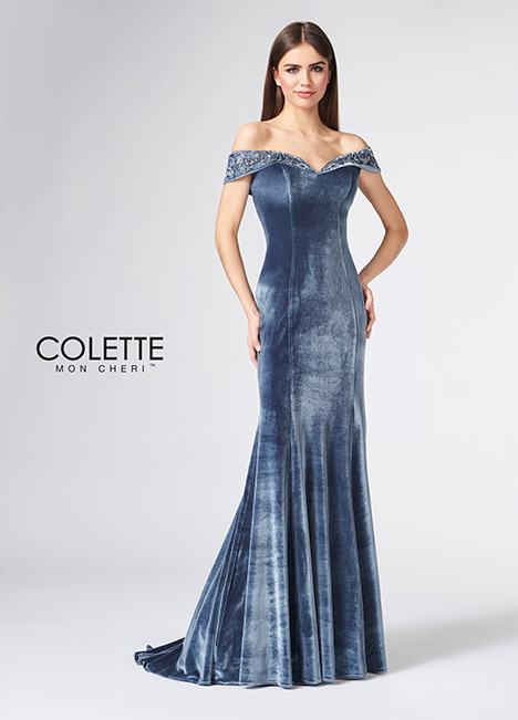 CL21872 Prom                                             dress by Colette by Mon Cheri