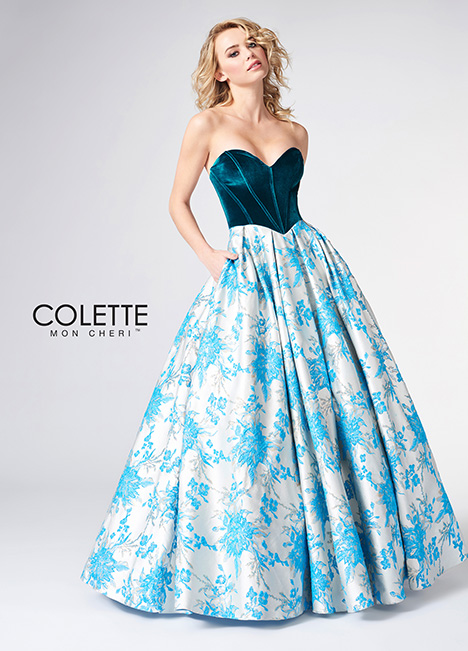 CL21873 Prom                                             dress by Colette by Mon Cheri