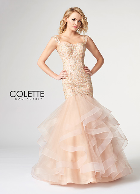 CL21875 Prom                                             dress by Colette by Mon Cheri