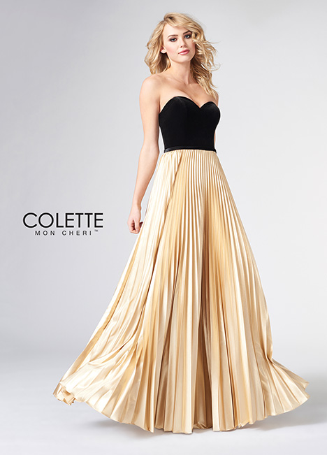 CL21880 Prom                                             dress by Colette by Mon Cheri