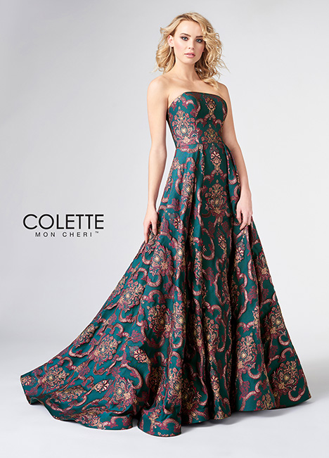 CL21881 Prom                                             dress by Colette by Mon Cheri