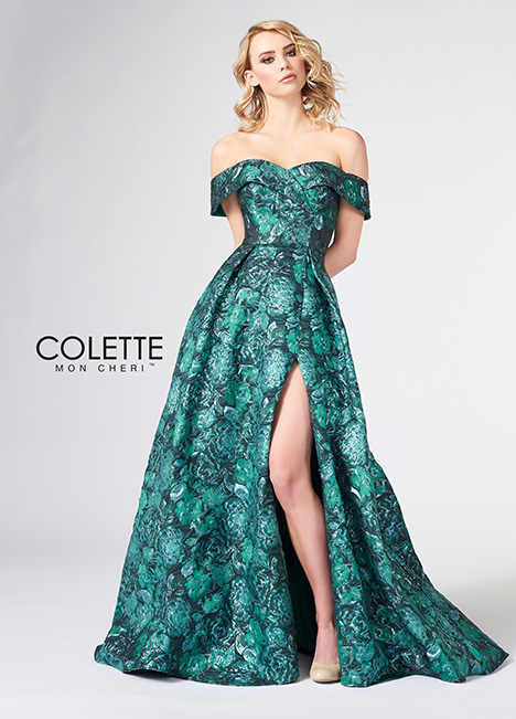 CL21882 Prom                                             dress by Colette by Mon Cheri