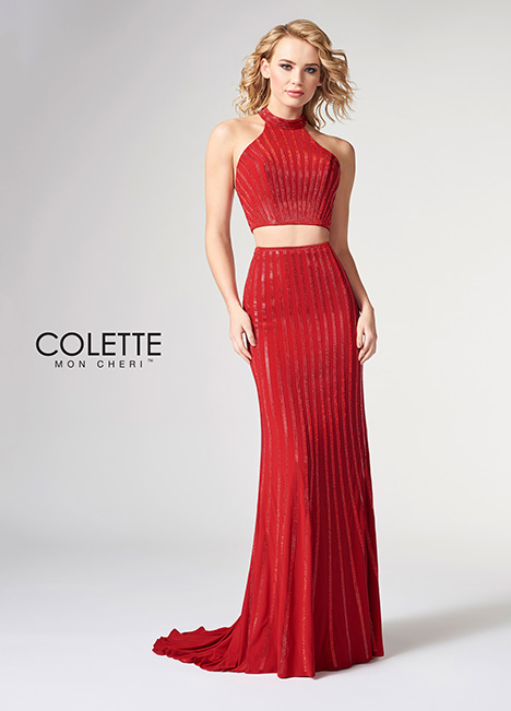 CL21885 gown from the 2018 Colette by Mon Cheri collection, as seen on dressfinder.ca