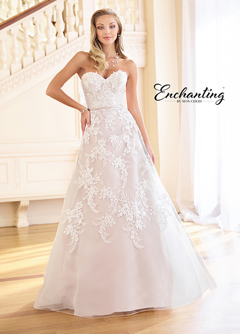 218162 Wedding                                          dress by Enchanting by Mon Cheri