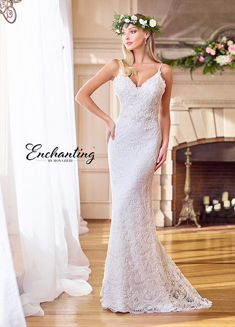218166 Wedding                                          dress by Enchanting by Mon Cheri