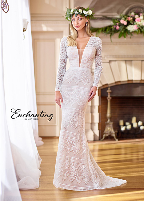 218169 Wedding                                          dress by Enchanting by Mon Cheri