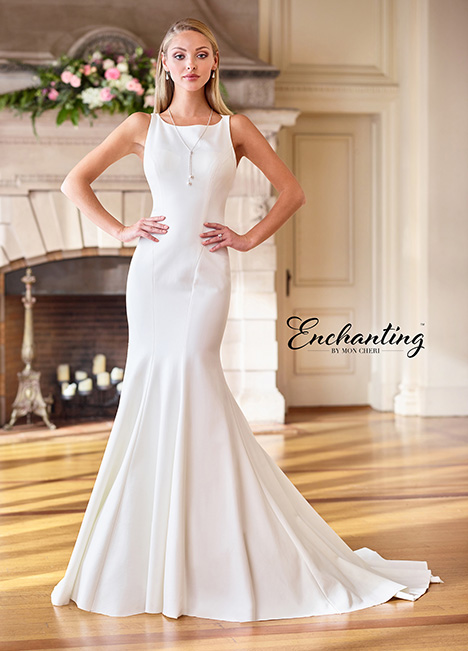218170 Wedding                                          dress by Enchanting by Mon Cheri