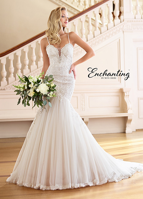 218174 Wedding                                          dress by Enchanting by Mon Cheri