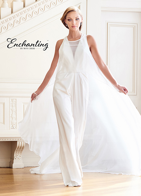 218177 Wedding                                          dress by Enchanting by Mon Cheri