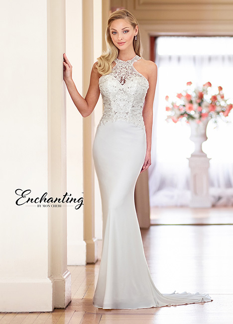 218180 Wedding                                          dress by Enchanting by Mon Cheri