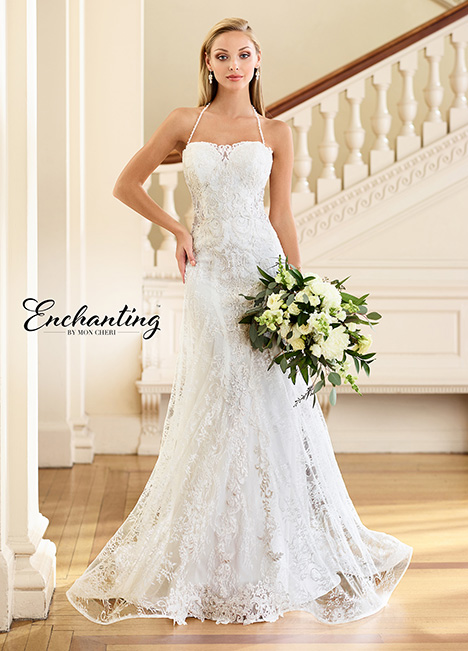 218181 Wedding                                          dress by Enchanting by Mon Cheri