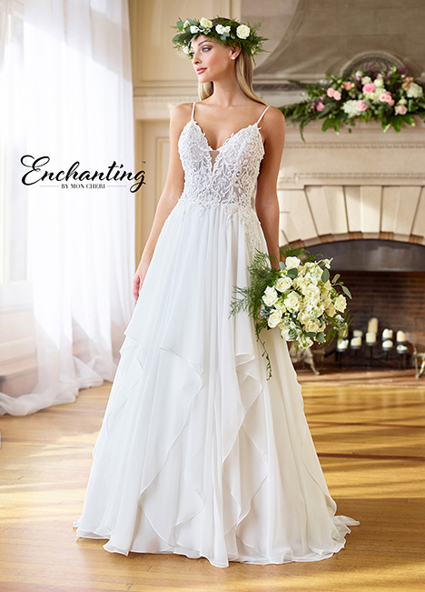 218182 Wedding                                          dress by Enchanting by Mon Cheri