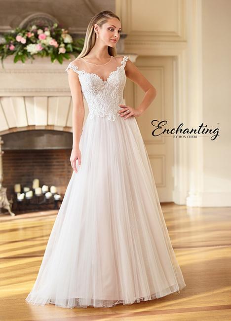 218184 Wedding                                          dress by Enchanting by Mon Cheri