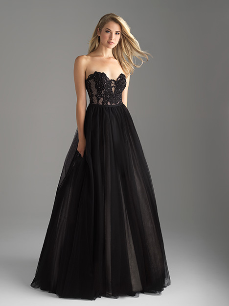 18-600 Prom                                             dress by Madison James Special Occasion