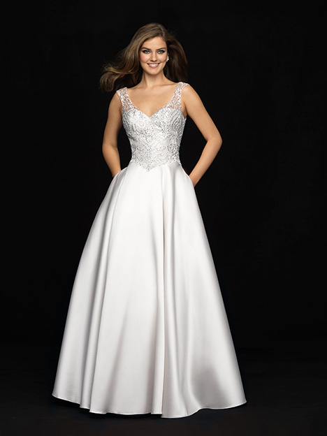 Style 18-660 gown from the 2018 Madison James Special Occasion collection, as seen on dressfinder.ca