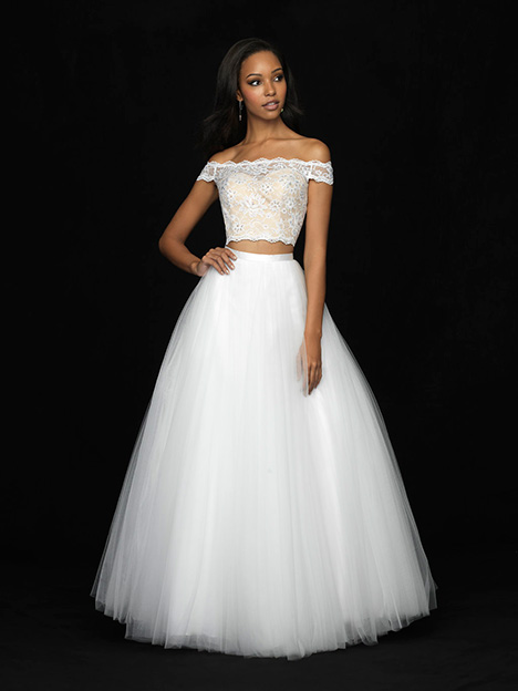 18-719 White gown from the 2018 Madison James Special Occasion collection, as seen on dressfinder.ca