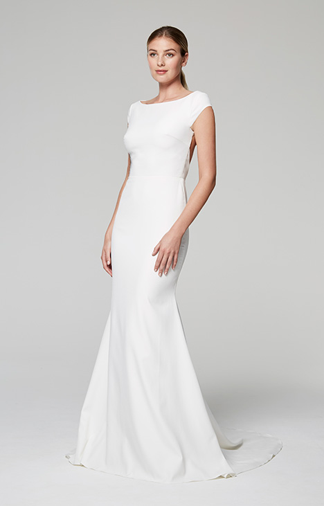Cara Wedding                                          dress by Blue Willow by Anne Barge