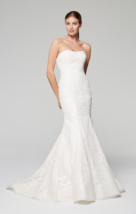 Juliet Wedding                                          dress by Blue Willow by Anne Barge