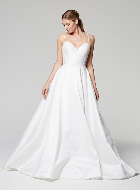 Lisette Wedding                                          dress by Blue Willow by Anne Barge