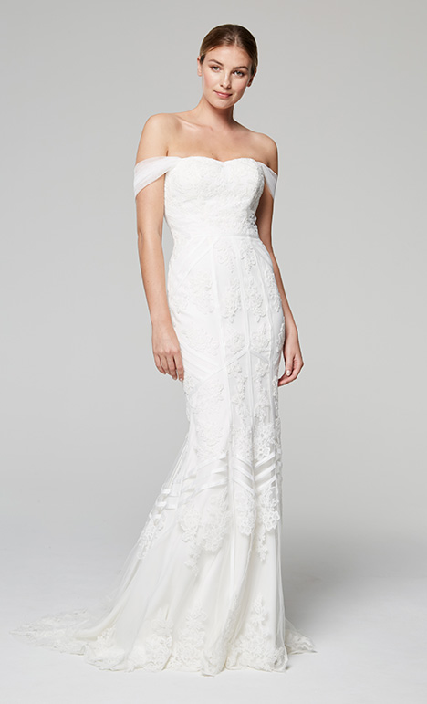 Ophelia Wedding                                          dress by Blue Willow by Anne Barge