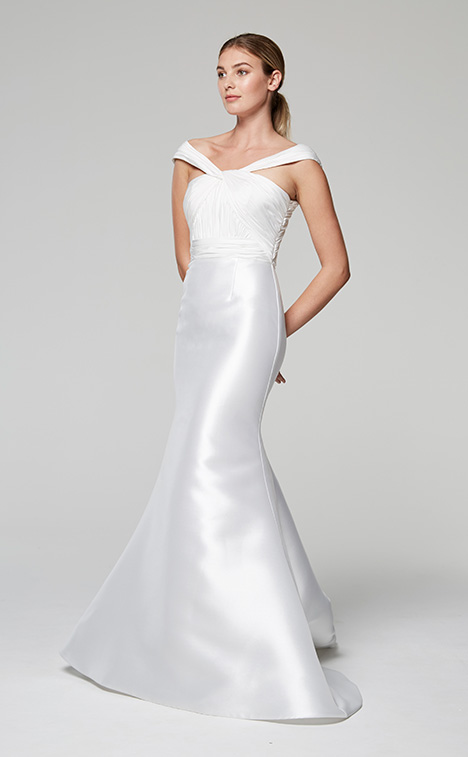 Thalia Wedding                                          dress by Blue Willow by Anne Barge