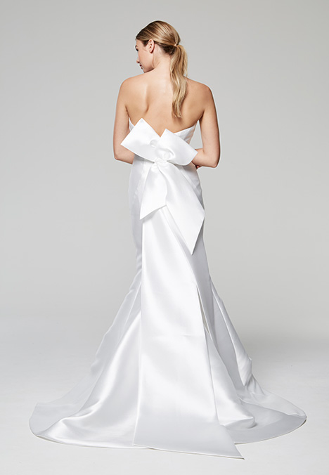 Vivienne (back) Wedding                                          dress by Blue Willow by Anne Barge