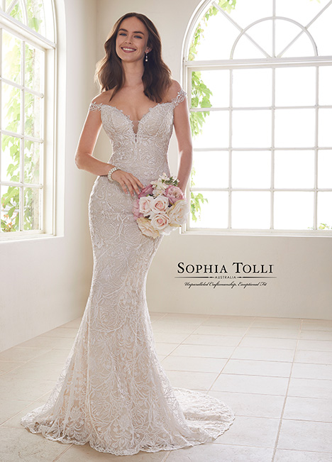 Y21810A Wedding                                          dress by Sophia Tolli