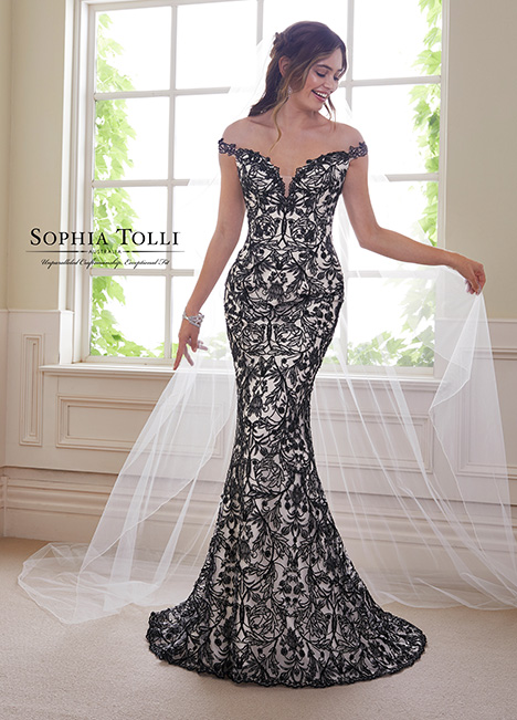Y21810B Wedding                                          dress by Sophia Tolli