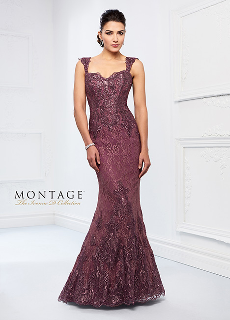 218D26 Mother of the Bride                              dress by Montage : Ivonne D Collection