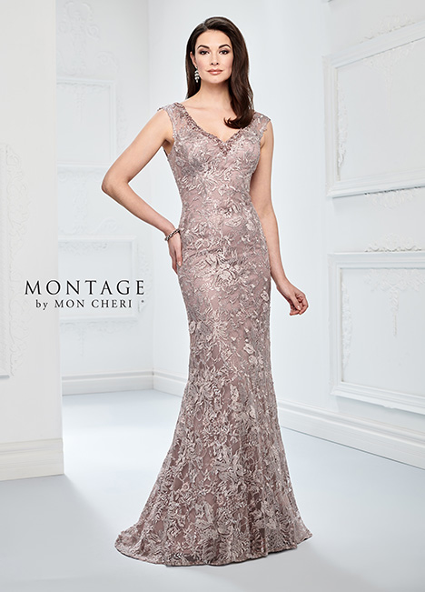 218901 (Rose Quartz) Mother of the Bride                              dress by Montage by Mon Cheri
