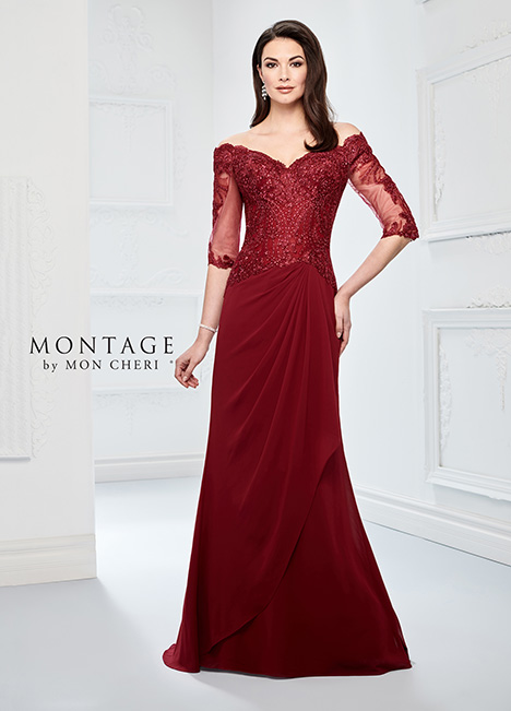 218905 Mother of the Bride                              dress by Montage by Mon Cheri